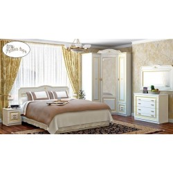 Спальня Агата-2 с патиной