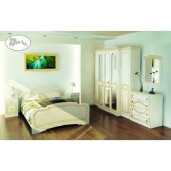 Спальня Алана с патиной