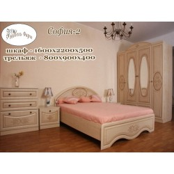 Спальня София-2 с патиной