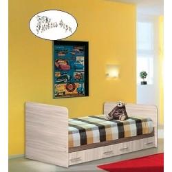 Кровать АКР-702 Арсения-2