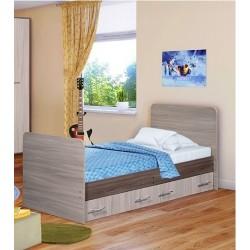 Кровать АКР-702 Арсения-6
