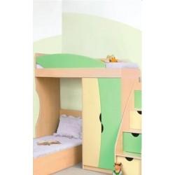 Кровать-горка Саванна-2