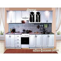 Кухня Лилия-1