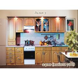 Кухня Лилия-3