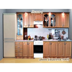 Кухня Лилия-4